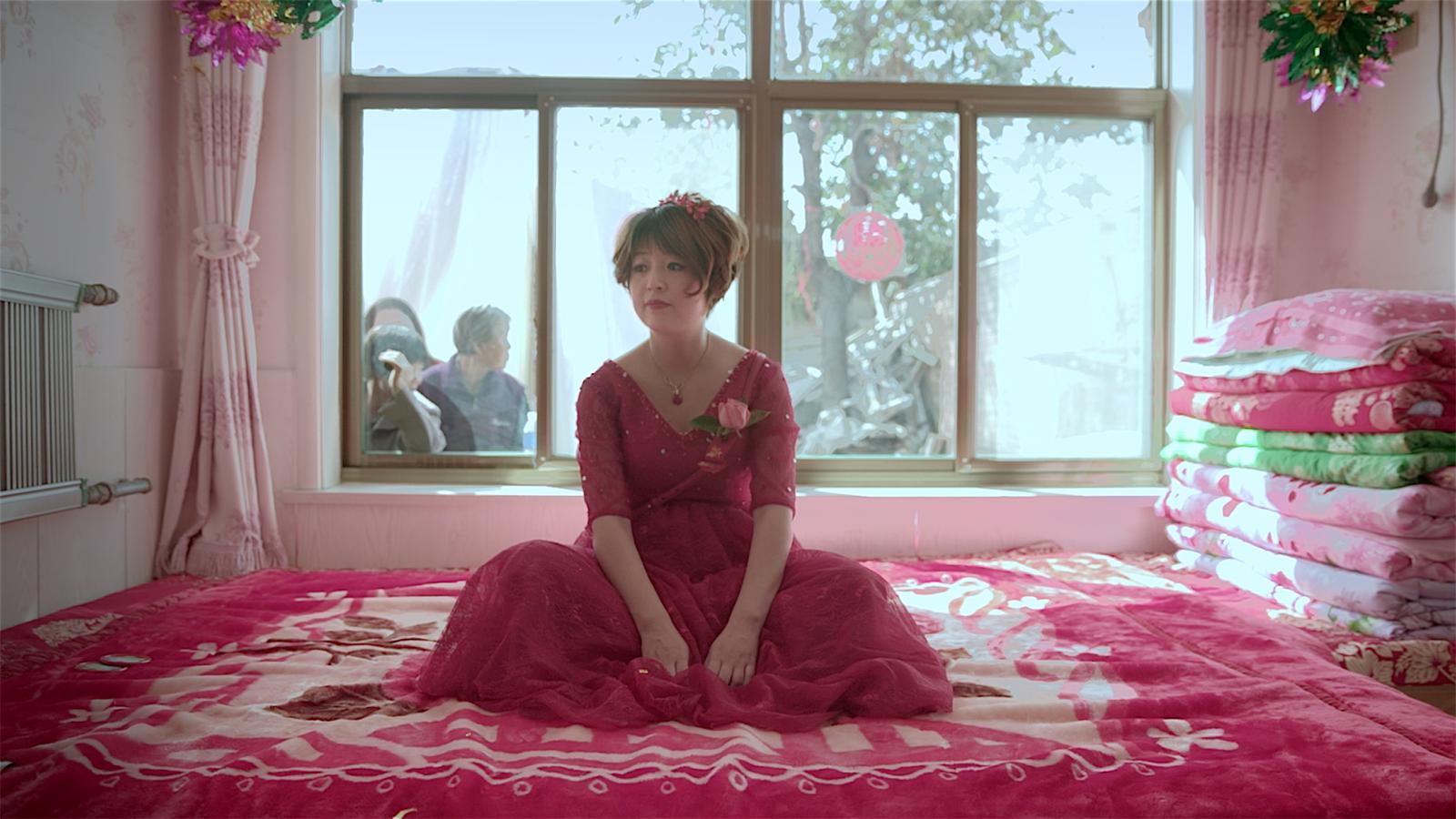 Still from Film, Leftover Women