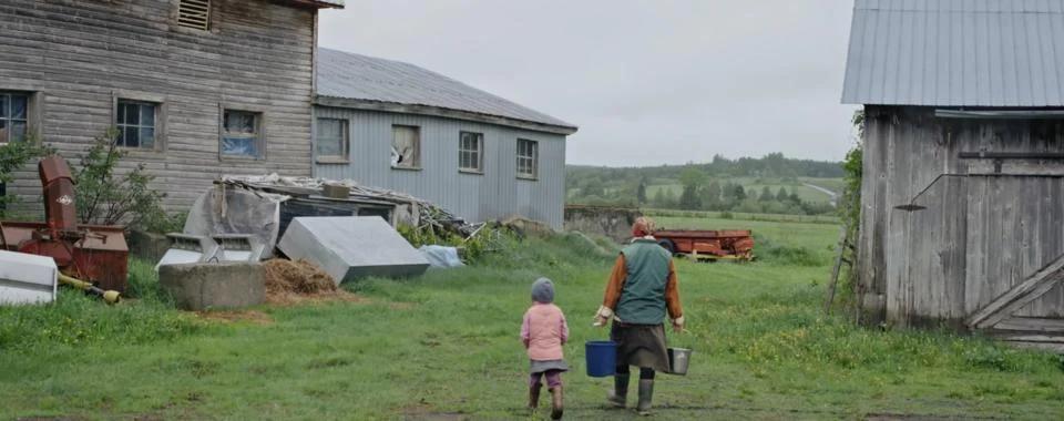 The Winding Farmland
